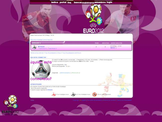 Eurcocopa 2012