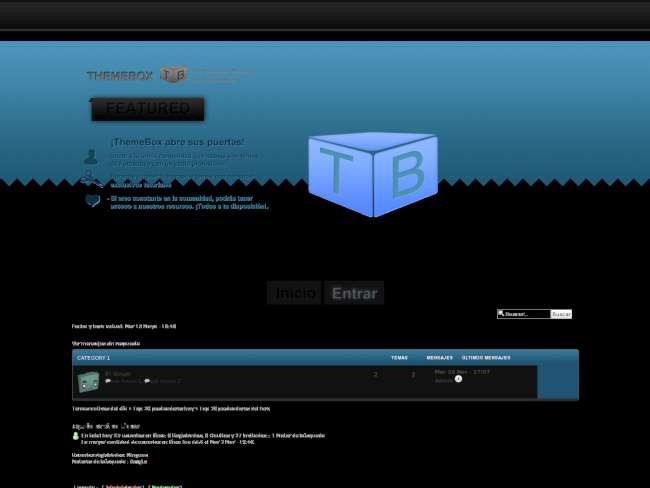 Themebox v0.1