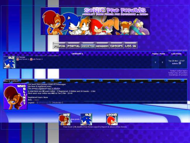 =SP= Sonic Pros Winter 2011 Skin