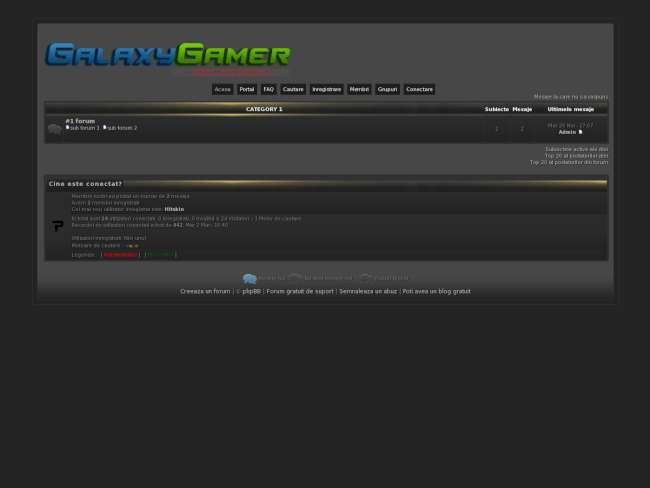 Galaxygamer