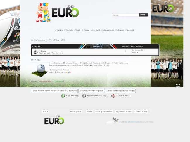 Uefa euro 2012 v99