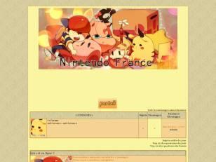 Nintendo thème