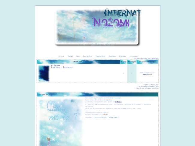 Internat Nozomi ♪