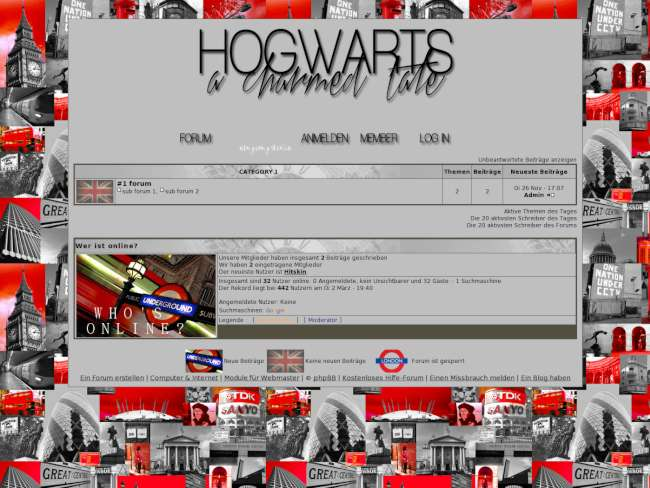Hogwarts times