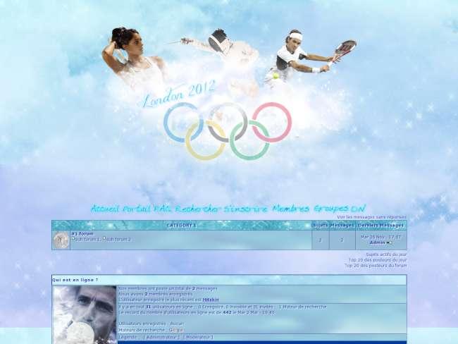 London 2012 jeux olymp...