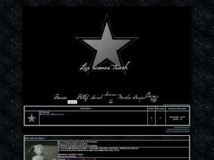 Trashy stars
