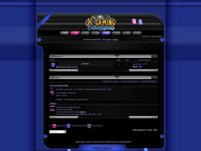 X-Gaming Corporation