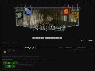 Rpg hogwarts-br