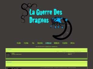 La guère des dragon-lgdd