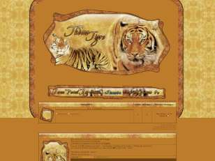 Thème tigre juju