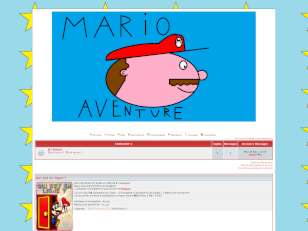 Mario aventure
