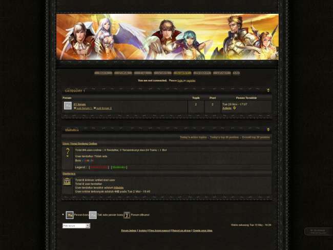 X-gaming themes