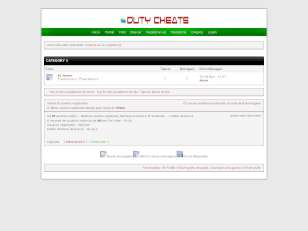 Tema irado duty cheats