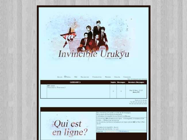 INVINCIBLE URUKYU 03