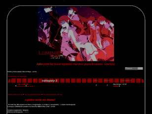 Red anime