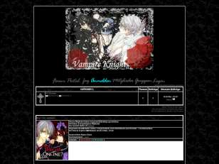 Vampire knight rpg ^.^
