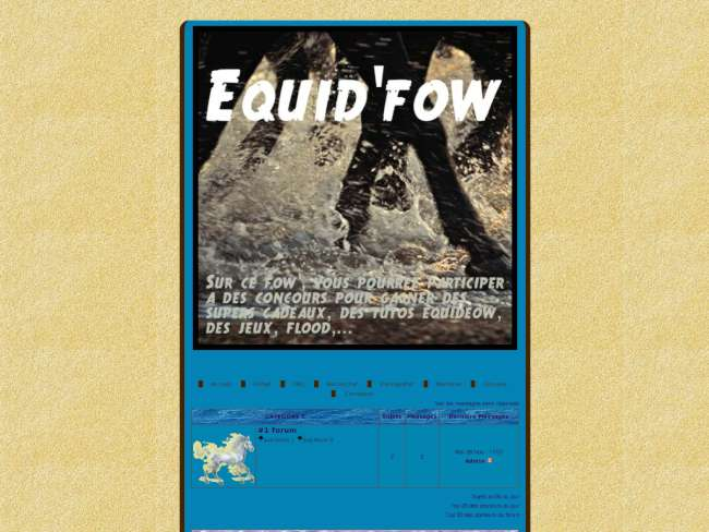 equideow passion equid'fow