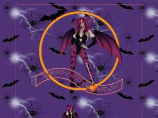Halloween femme by lyl...
