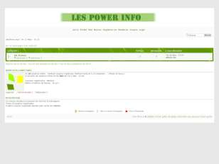Les Power Info 4