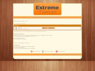 Extreme temas [laranja...