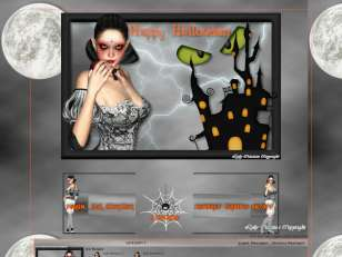 Halloween 2012 by lyly...