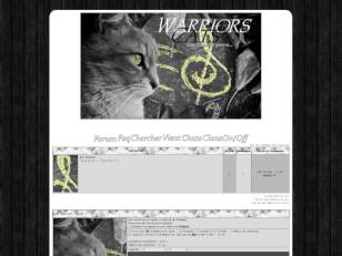 Warriors Cats - Versio...