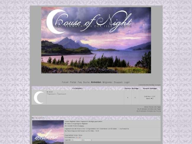 House of night - isle ...