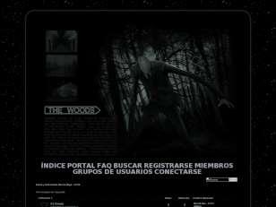 Slenderman's woods