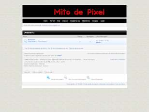 Mito de pixel teste