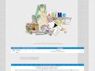 ستايل anime academy  2...