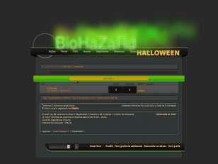 Bio-halloween original