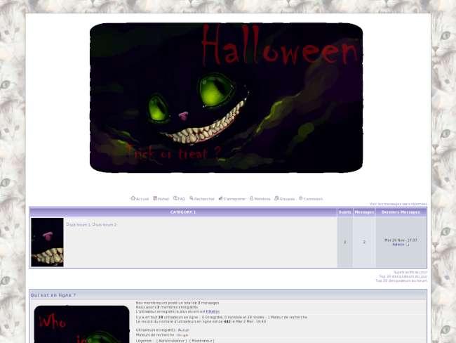 LGDC Halloween