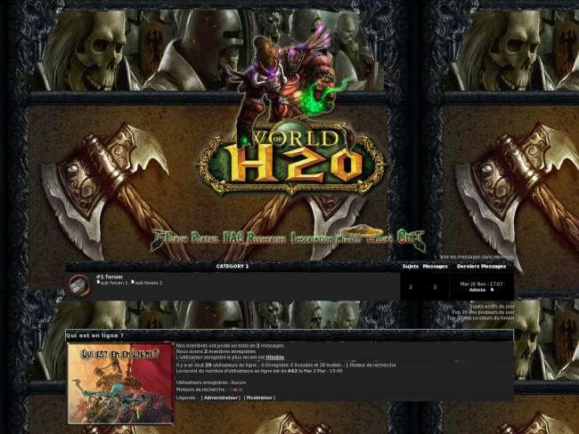 Sama design h2o