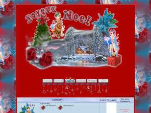 Noel des nanas