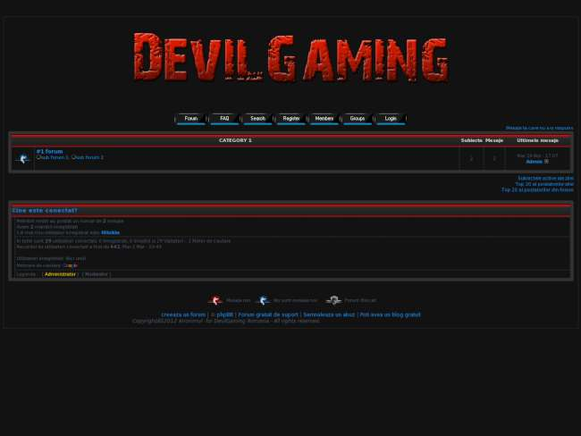 Devilgaming - community -