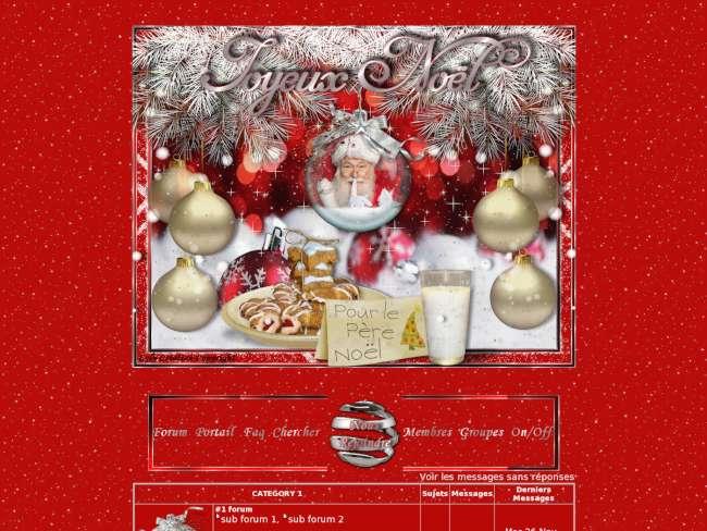 Joyeux noël 2012 by ly...