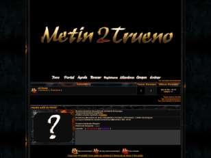 Metin2trueno