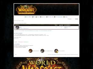 World of warcraft : ca...