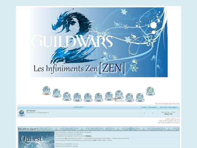Guild wars 2 soft blue