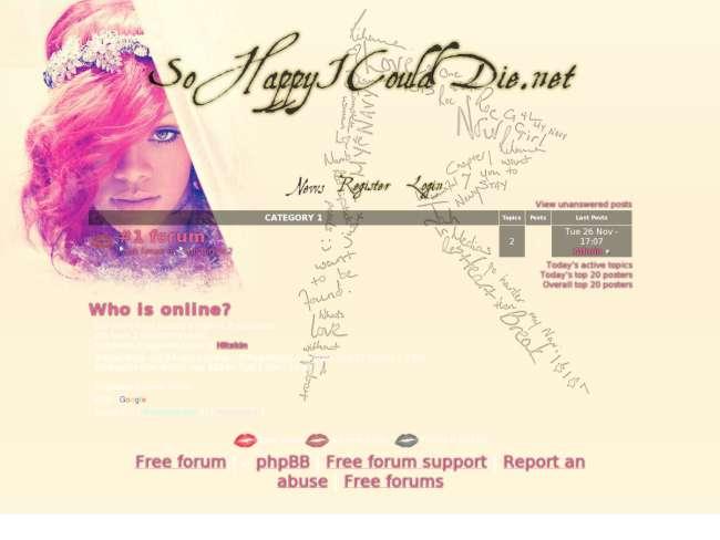 LGForum: Rihanna