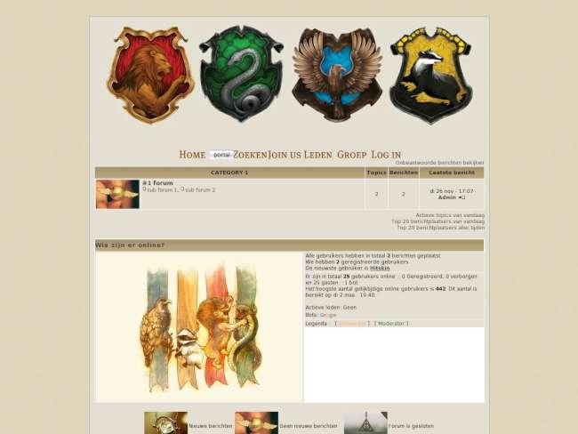 HP RPG test 1