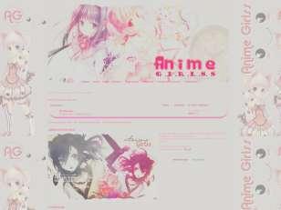 Anime girlss
