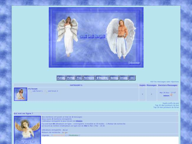 Ciel des anges