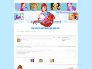 Skin for In the winx c...