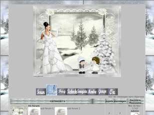 Theme hivernal l hiver...