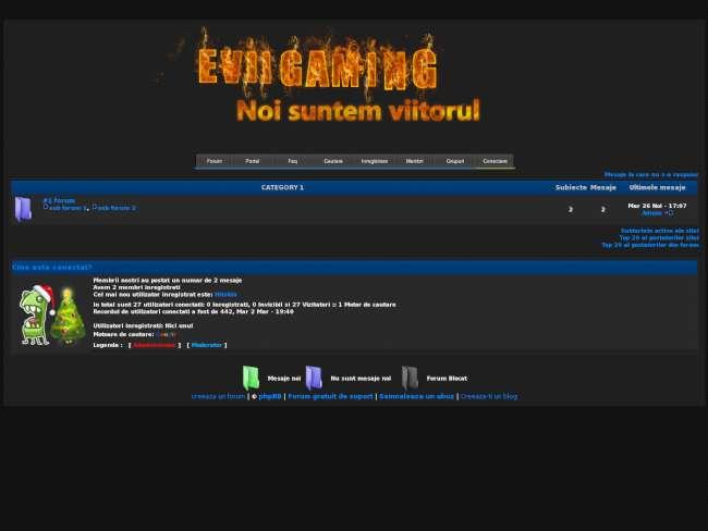 New tem EvilGaming