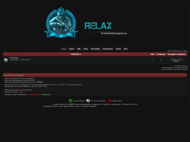 http://relax.forummo.com/