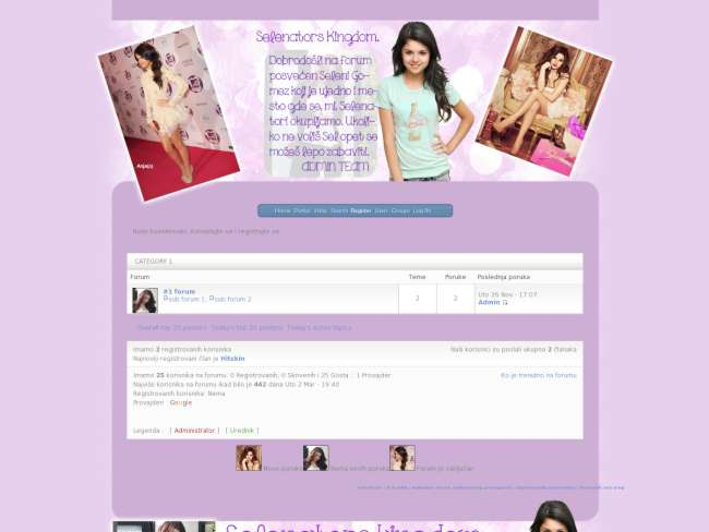 Skin for Selenators Kingdom