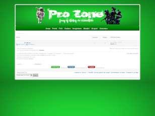 Pro zone green
