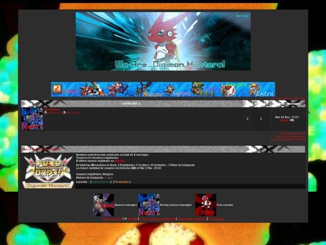 Digimon hunters